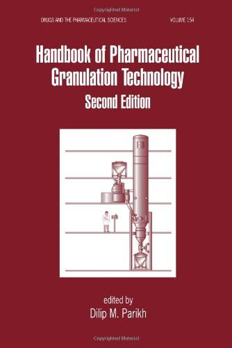 Handbook Of Pharmaceutical Granulation Technology