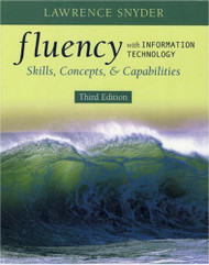 Fluency With Information Technology