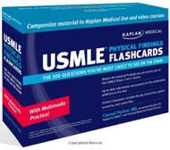 Kaplan Medical Usmle Physical Findings Flashcards