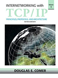 Internetworking With Tcp/Ip Volume 1 Douglas E Comer
