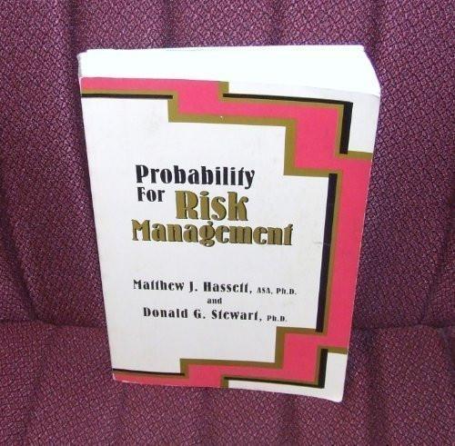 Probability For Risk Management