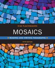 Mosaics Reading And Writing Paragraphs