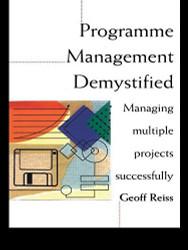 Portfolio And Programme Management Demystified