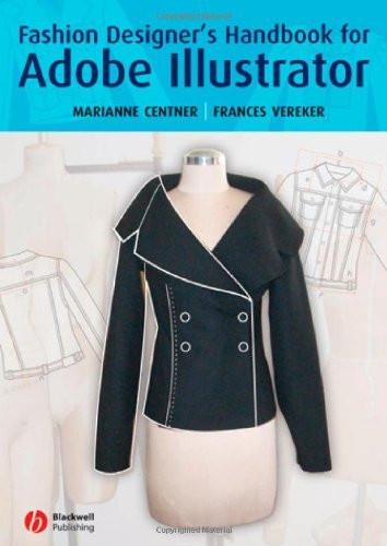 Fashion Designer's Handbook For Adobe Illustrator