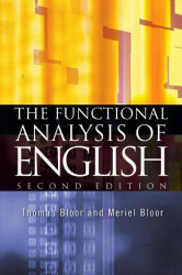 Functional Analysis Of English