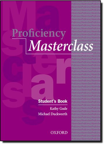 Proficiency Masterclass Student Book