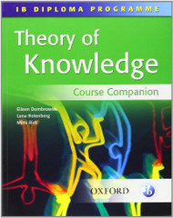 Ib Theory Of Knowledge Course Book