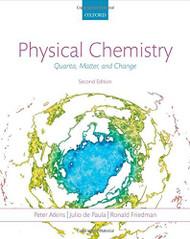 Physical Chemistry Quanta Matter Change