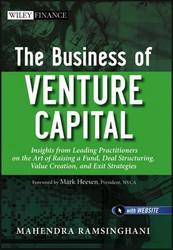 Business Of Venture Capital