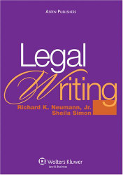 Legal Writing From Office Memoranda To Appellate Briefs