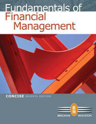 Fundamentals Of Financial Management Concise Edition