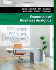 Essentials Of Business Analytics
