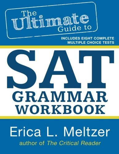 Ultimate Guide To Sat Grammar Workbook Volume 2