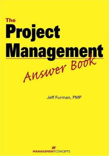Project Management Answer Book