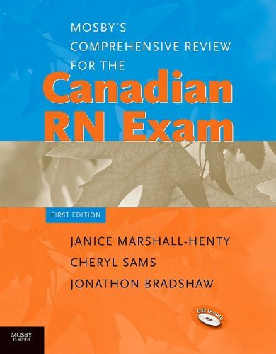 Mosby's Comprehensive Review For The Canadian Rn Exam Revised
