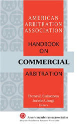 Aaa Handbook On Commercial Arbitration