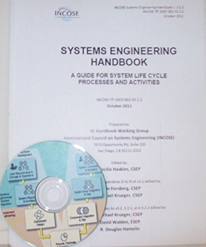 INCOSE Systems Engineering Handbook Guide for System Life Cycle Processes and Activities