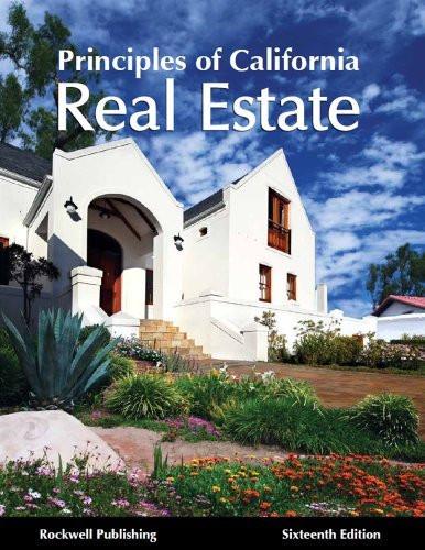 Principles Of California Real Estate