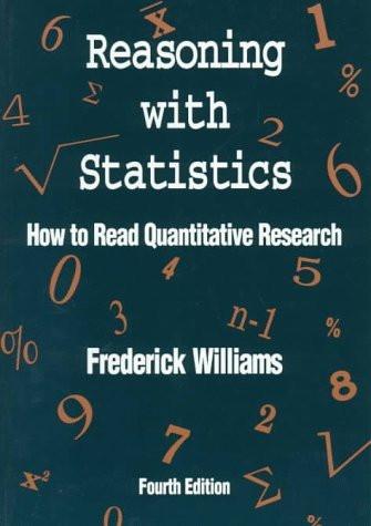 Reasoning With Statistics