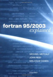 Modern Fortran Explained