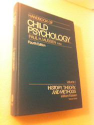Handbook Of Child Psychology Volume 1