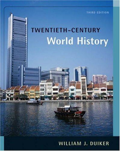 Twentieth-Century World History