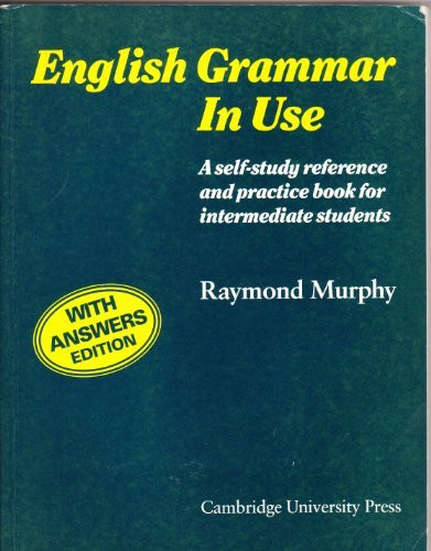 English Grammar In Use With Answers by Raymond Murphy
