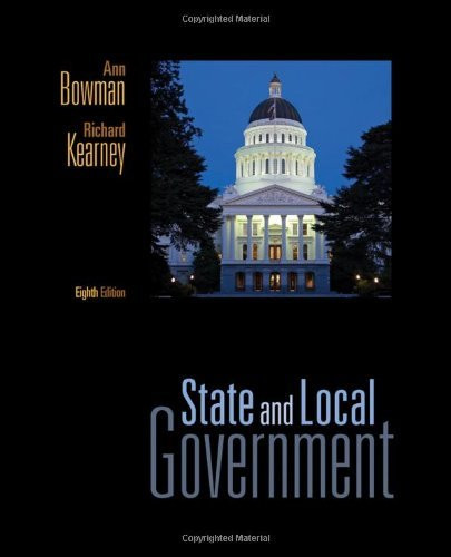 State And Local Government The Essentials
