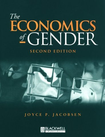 Economics Of Gender