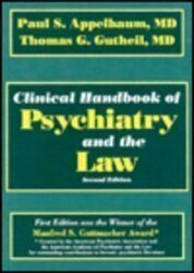 Clinical Handbook Of Psychiatry And The Law
