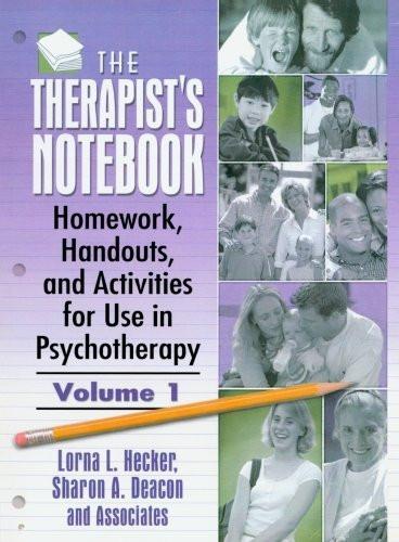 Therapist's Notebook