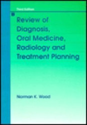 Review Of Diagnosis Oral Medicine Radiology And Treatment Planning