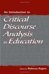 Introduction To Critical Discourse Analysis In Education