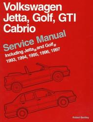 Volkswagen Jetta Golf Gti Cabrio