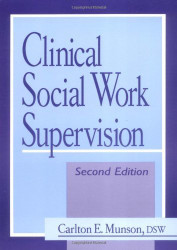 Clinical Social Work Supervision
