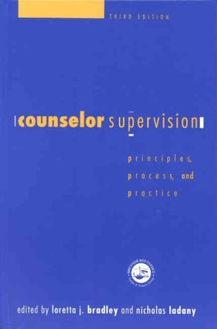 Counselor Supervision