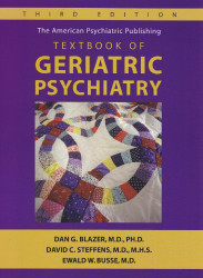 American Psychiatric Press Textbook Of Geriatric Psychiatry