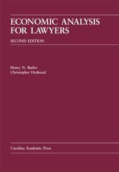 Economic Analysis For Lawyers