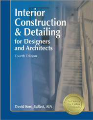 Interior Construction And Detailing For Designers And Architects