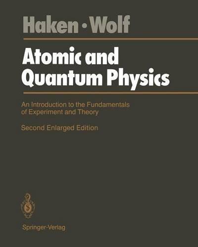 Physics Of Atoms And Quanta