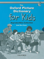 Oxford Picture Dictionary Content Area For Kids Reproducible Collection Pack