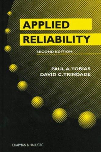 Applied Reliability