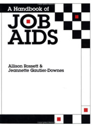 Handbook of Job Aids