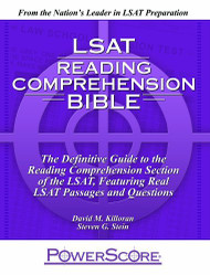 PowerScore LSAT Reading Comprehension Bible
