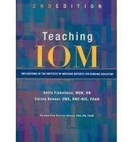 Teaching Iom