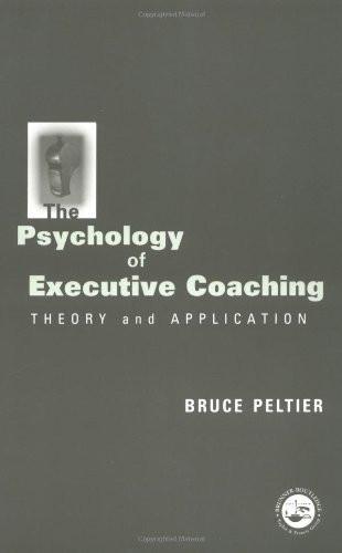 Psychology Of Executive Coaching