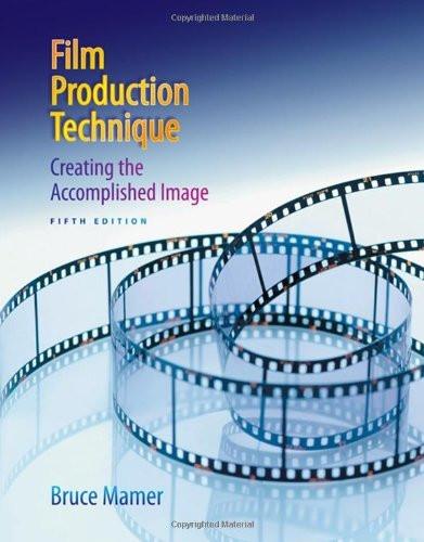 Film Production Technique