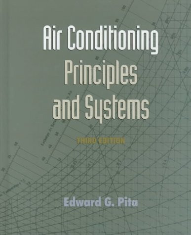 Air Conditioning Principles And Systems