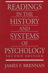 Readings In The History And Systems Of Psychology