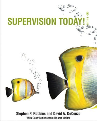 Supervision Today!